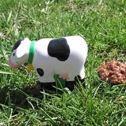 Cow Patty Cookies image