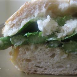 Springtime Asparagus and Parmesan Sandwich mommyluvs2cook