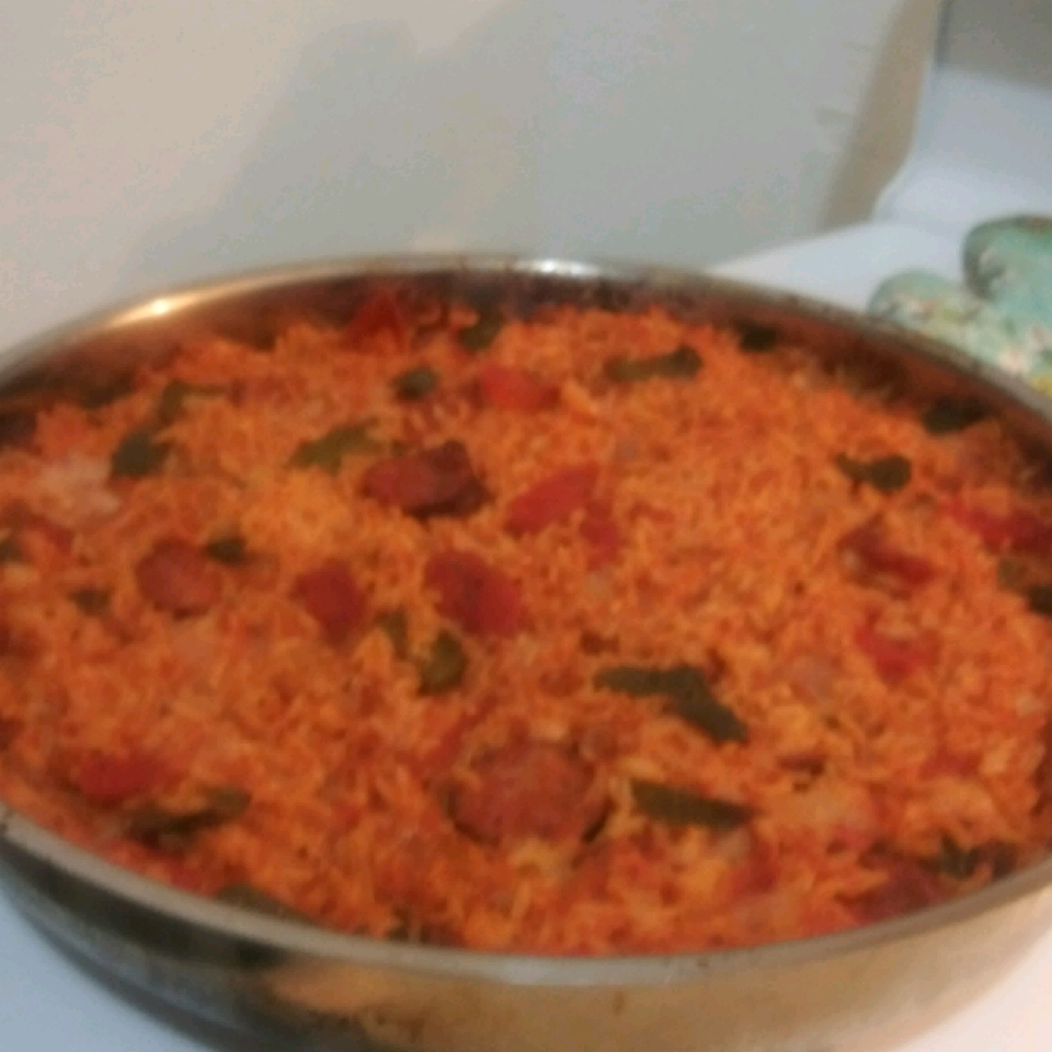 Red Rice and Sausage Bill Byrum