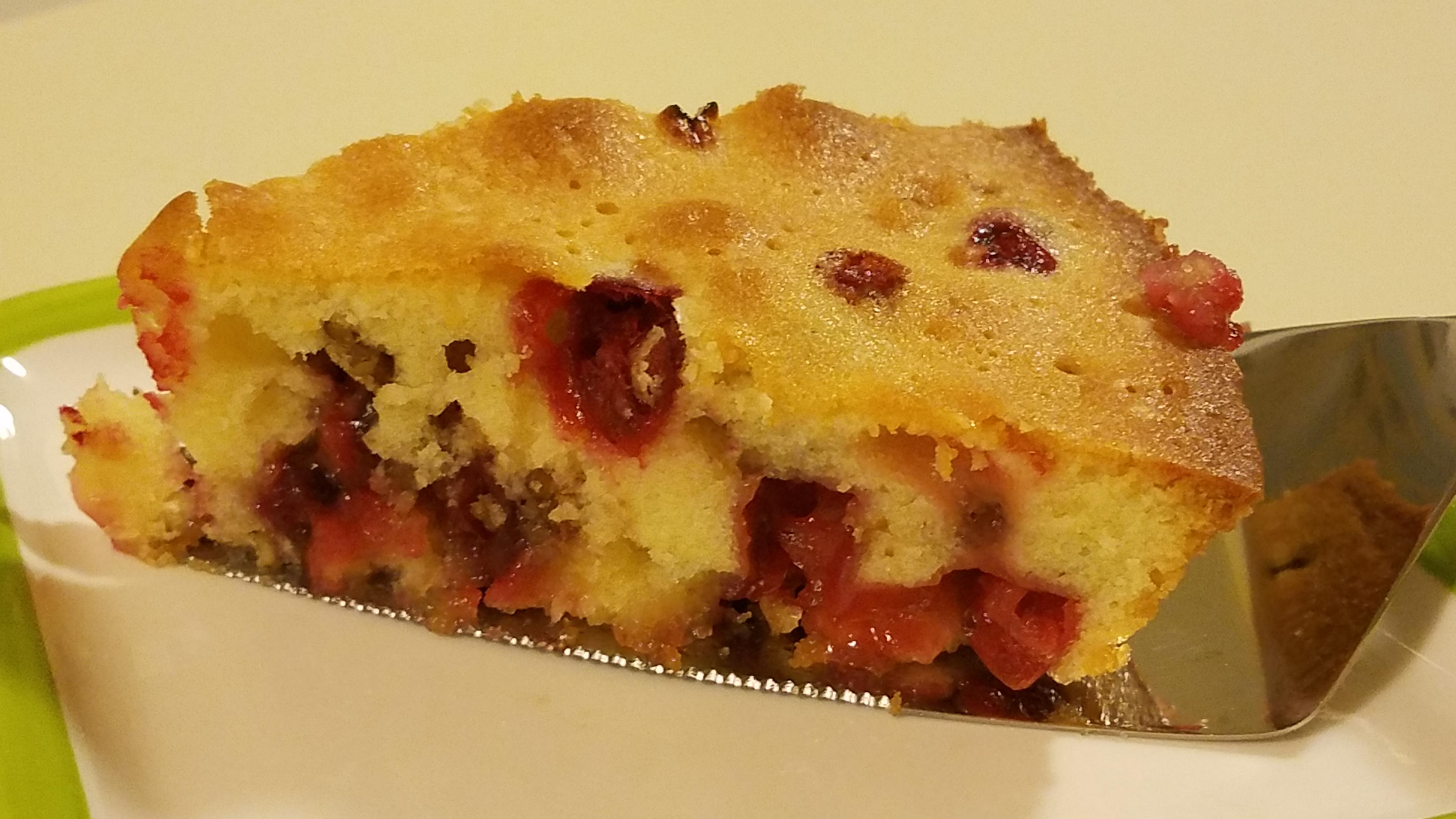 Bar Harbor Cranberry Pie