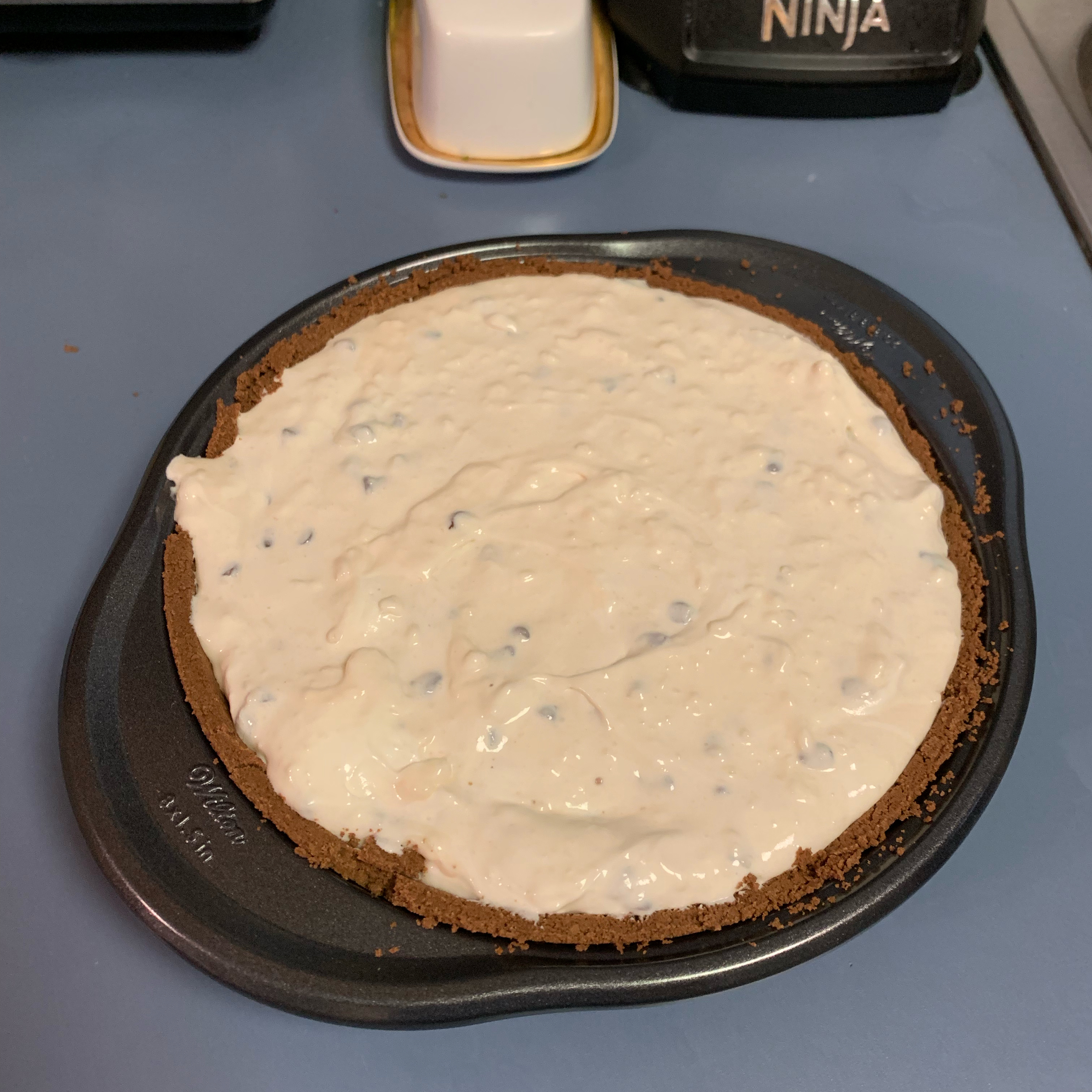 Peppermint Cheesecake Vic