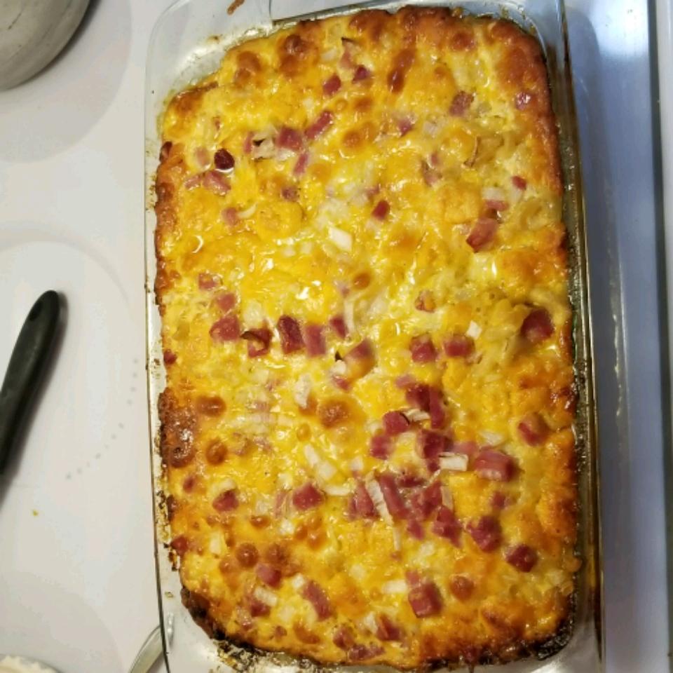 Church Supper Macaroni and Cheese