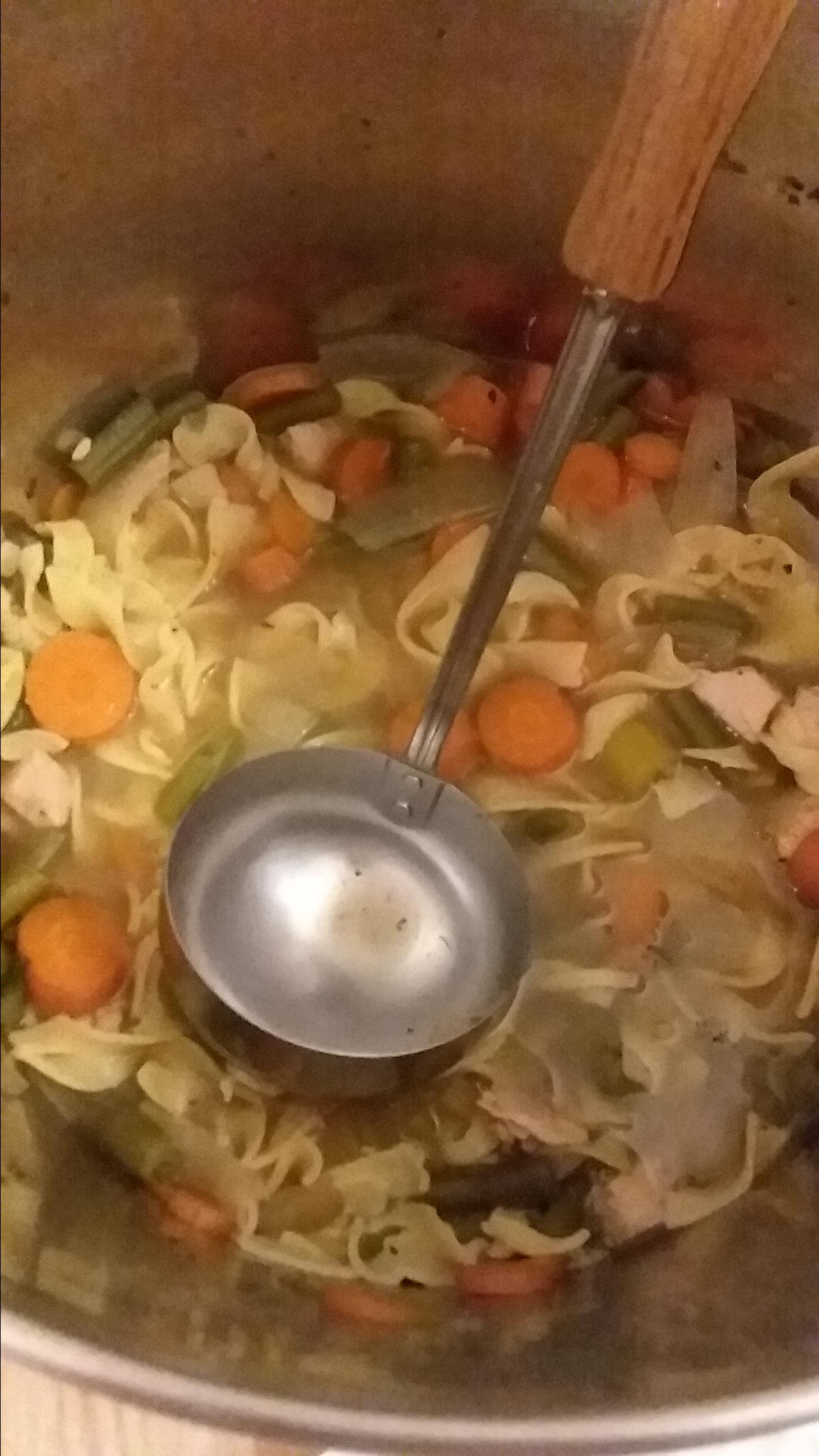 Quick and Easy Chicken Noodle Soup Aaron Childs
