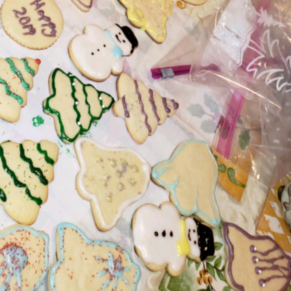 Starr's Soft Sugar Cookies Starr Tharp