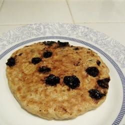 Oatmeal Chocolate Chip Pancakes tantuc
