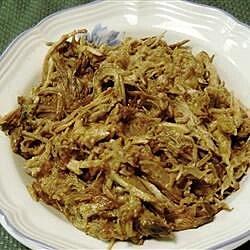 slow cooked pulled pork shoulder recipe