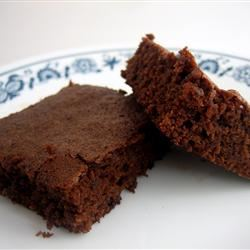 Mmm-Mmm Better Brownies Grace