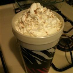 Abbey's White Chocolate Latte williakakie256