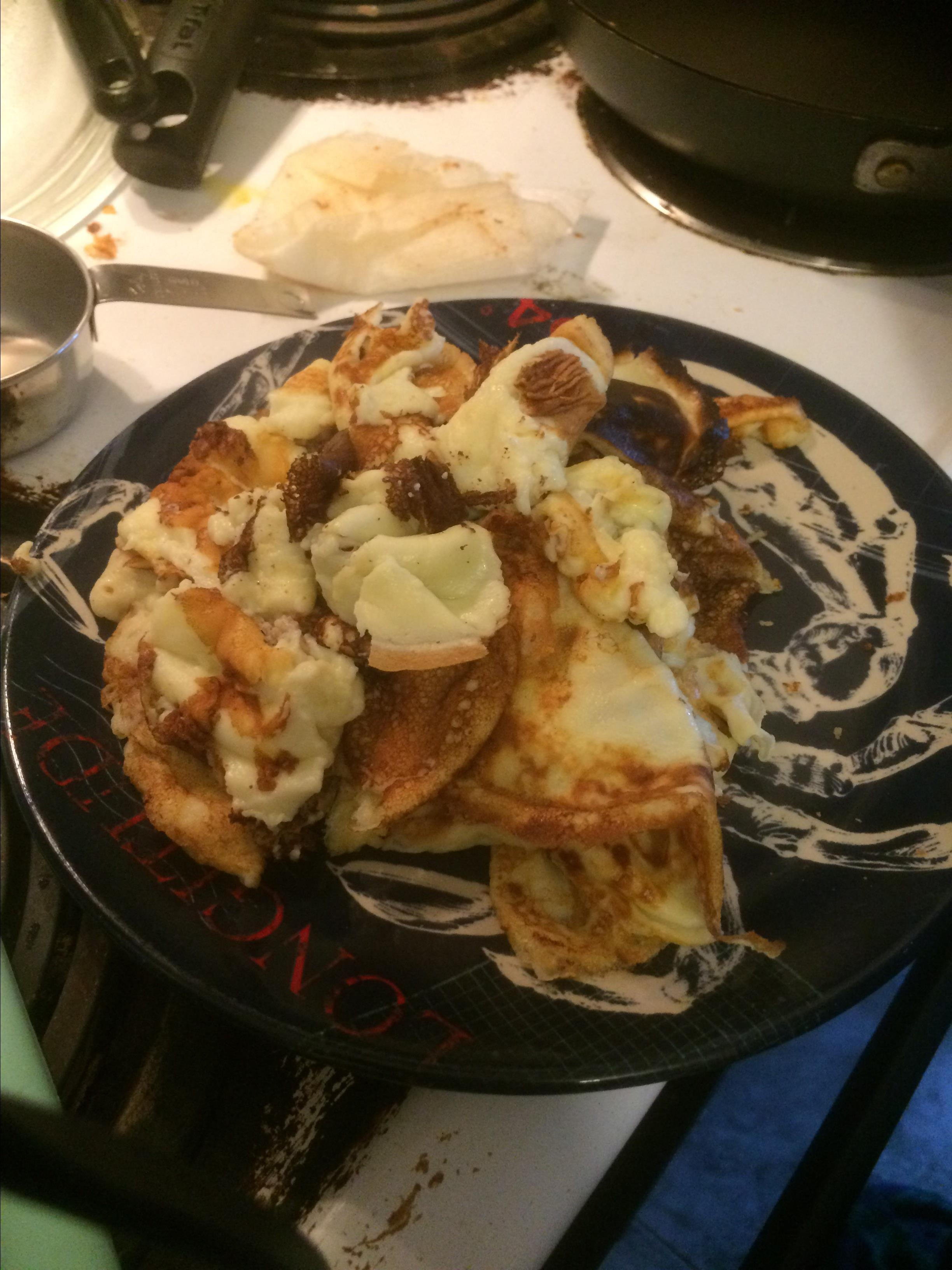 Easy Swedish Pancakes BaschaW