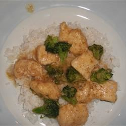 Ten Minute Szechuan Chicken