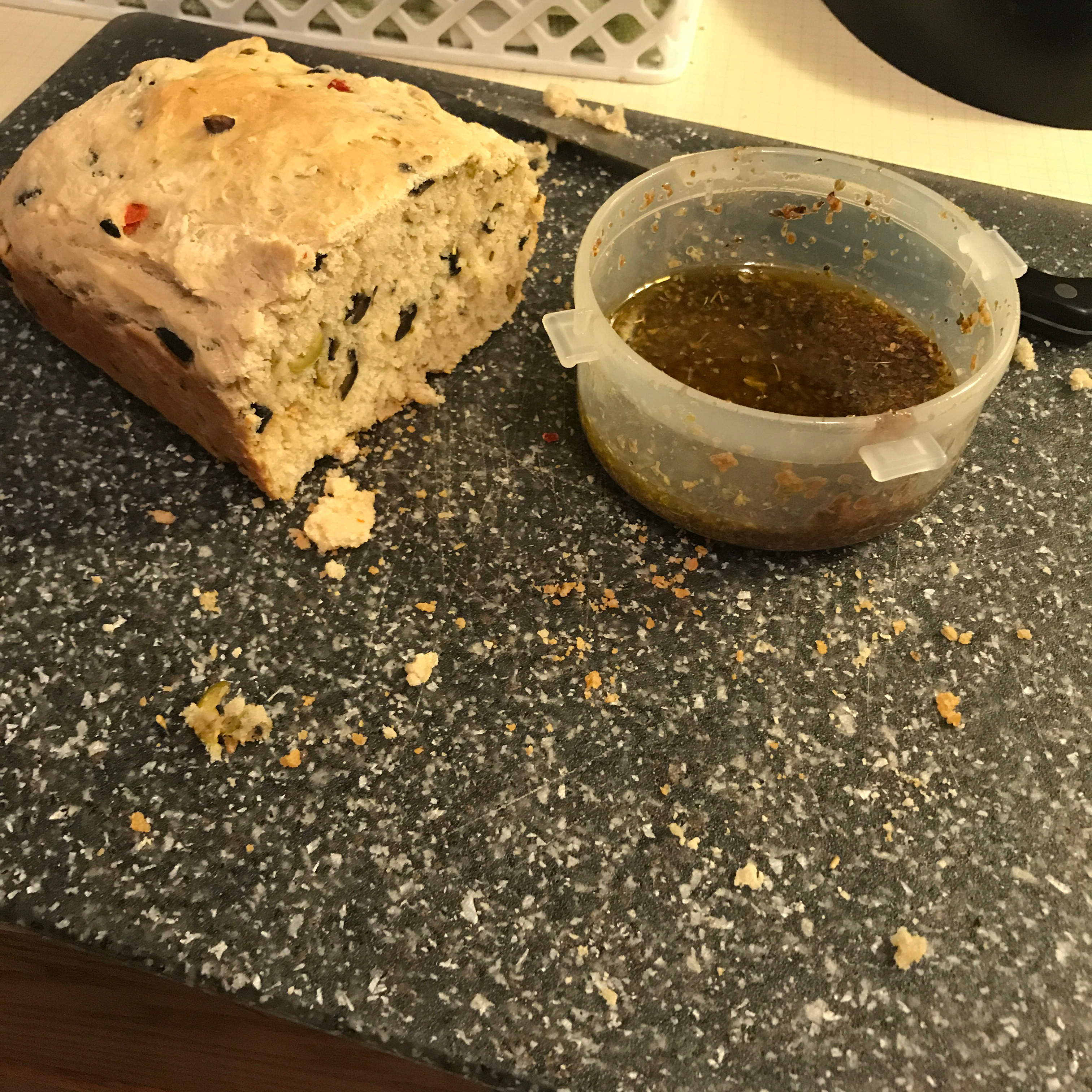 Olive Oil Bread