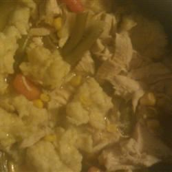 Old-Fashioned Chicken and Dumplings Julie Mahan