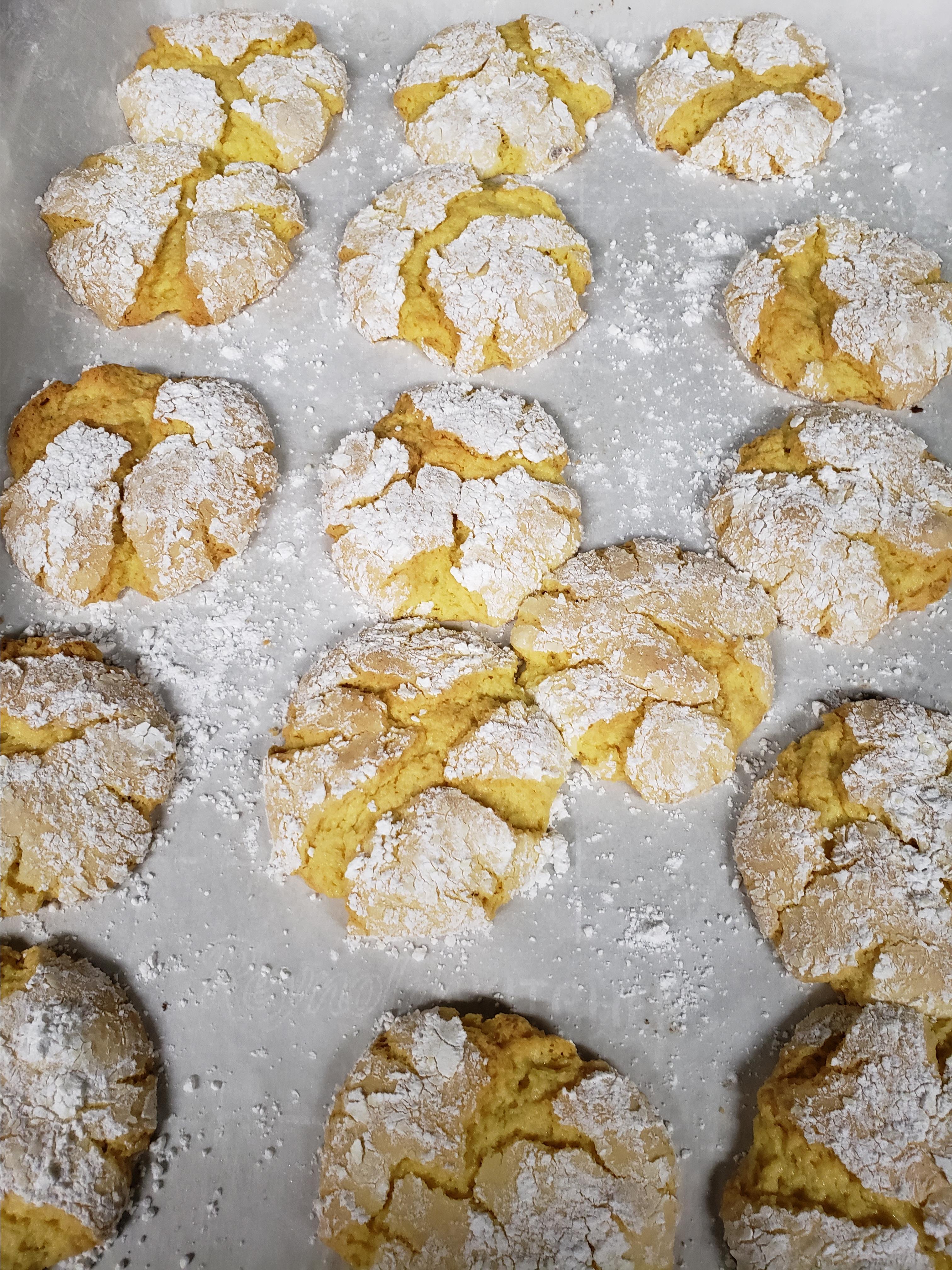 Easy Lemon Cookies Kay Davis