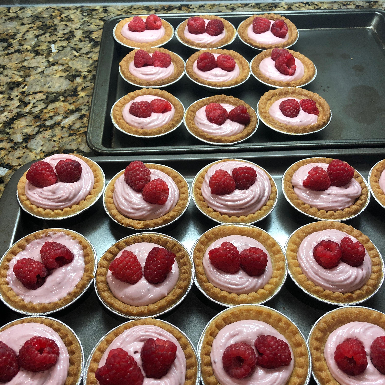 Easy Fruit Tarts janea123