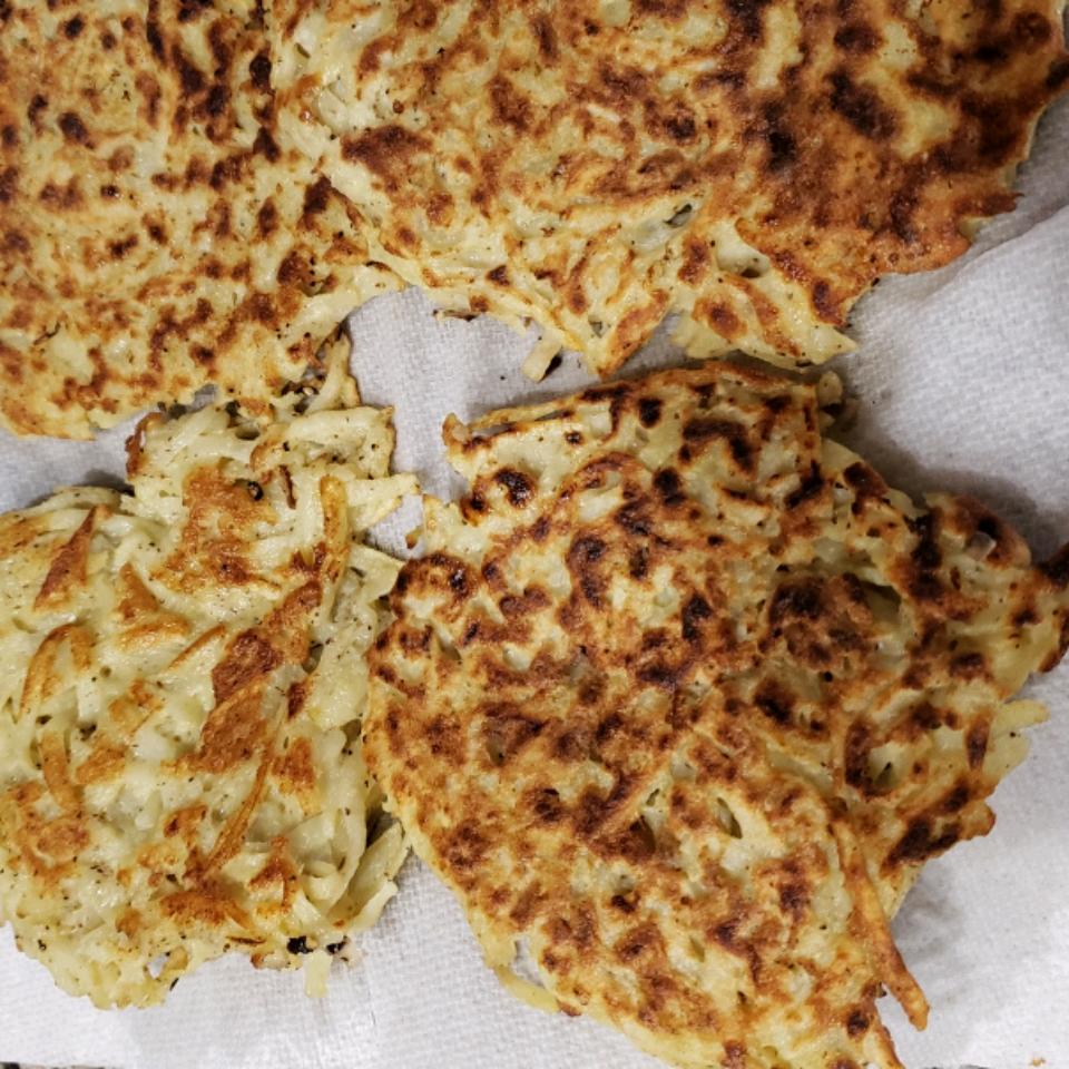 Ed's Potato Pancakes