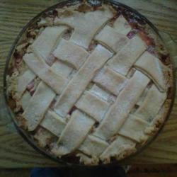 Rhubarb Pie rick_reasor