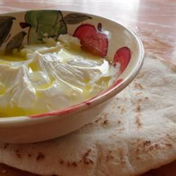 Labneh (Lebanese Cream Cheese) RunnerGirl