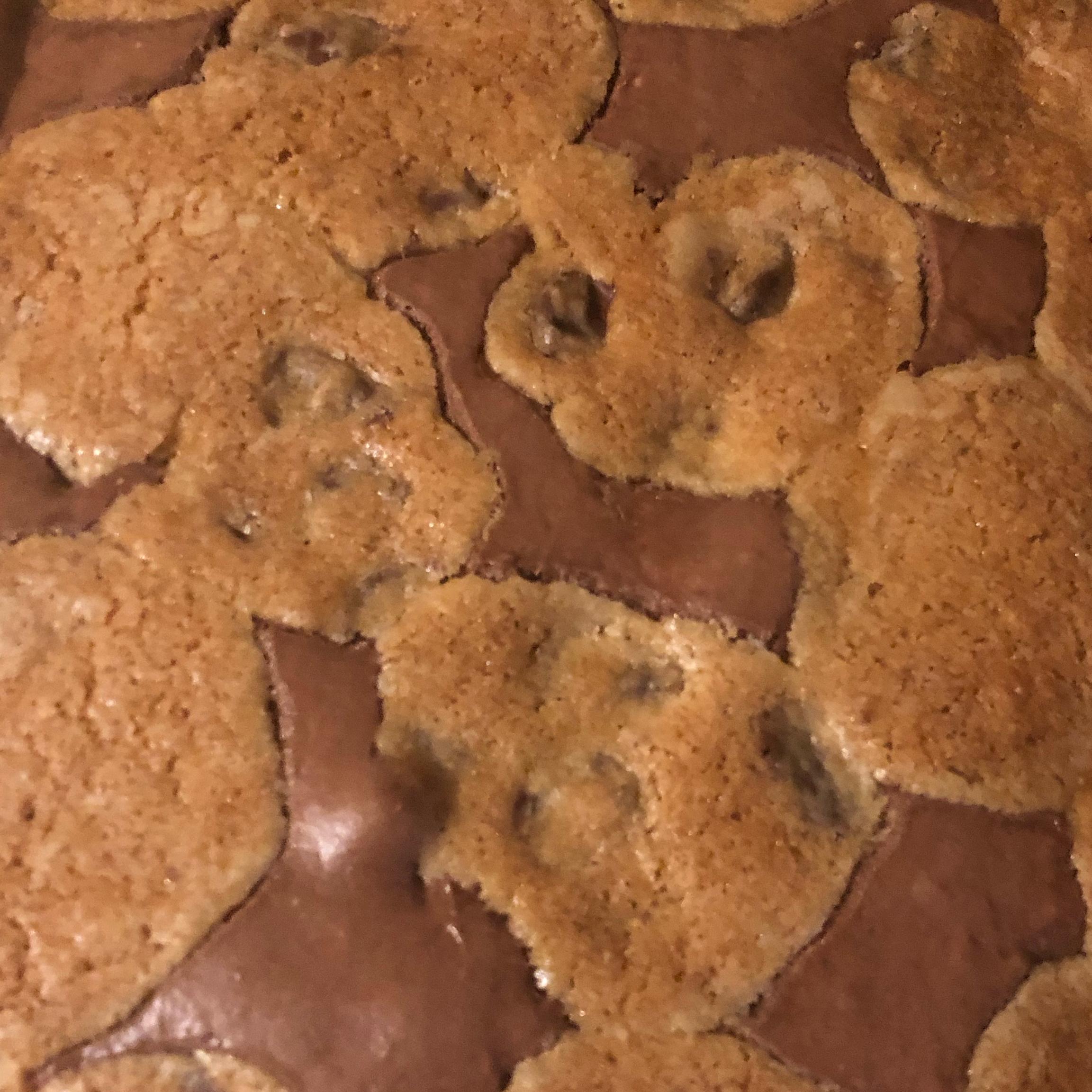 Chocolate Chip Cream Cheese Brownies Awakening Creative Concepts