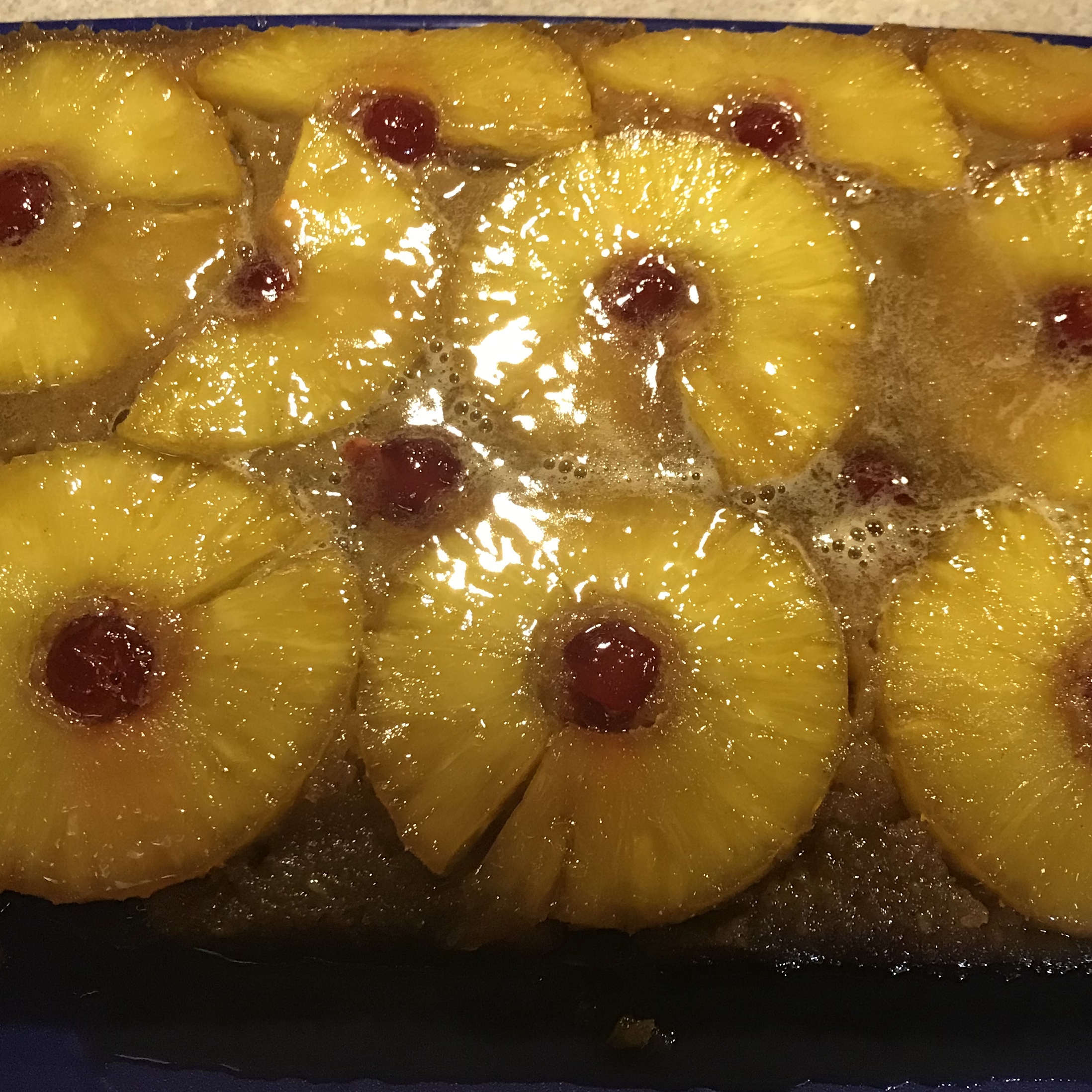 Pineapple Upside-Down Cake I abbyalana