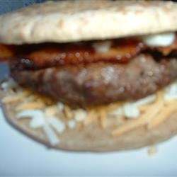 Venison Bacon Burgers Sue Ann Eggermont