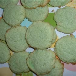Irish Shamrock Cookies Sue Ann Eggermont