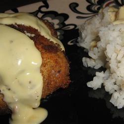Weeknight Chicken Cordon Bleu ALASKANSNOBUNNI