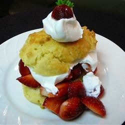 Summer Fruit Shortcakes Molly