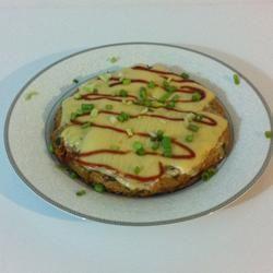 Sunday Morning Asian Frittata Cuppycake