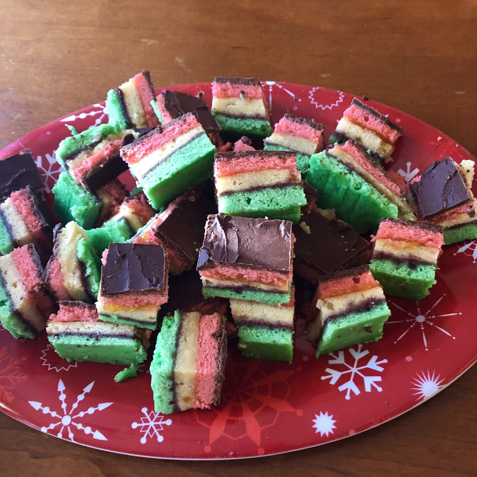 Rainbow Cookies bonnie213