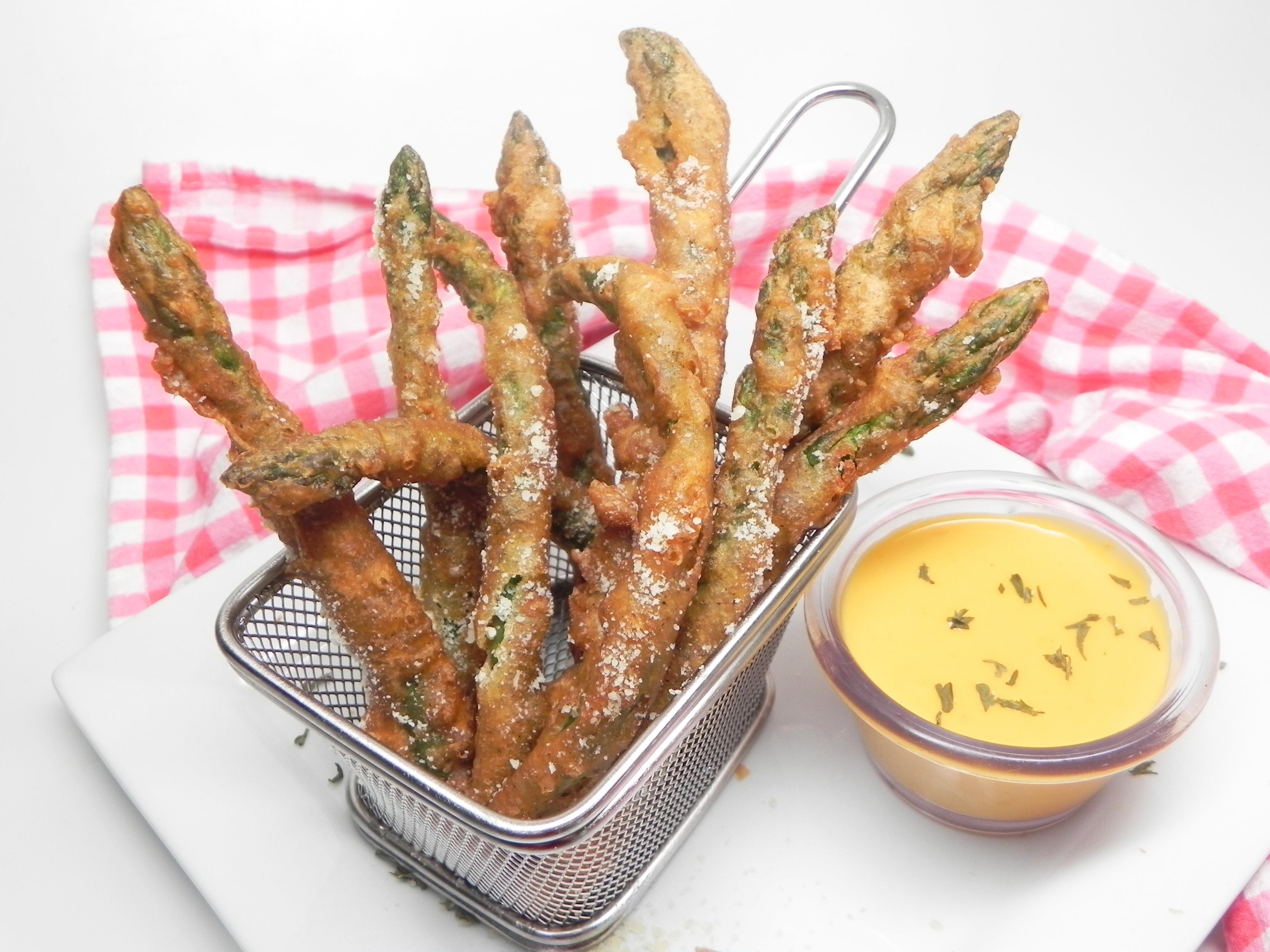 Stockton Asparagus Fries