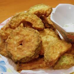 Fried Avocados lufagus