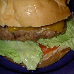 Seasoned Turkey Burgers