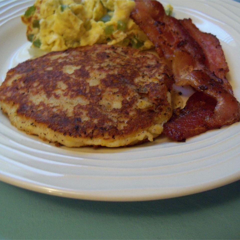 Bacon Cheddar Patty Cakes Rae