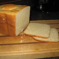 Gluten-Free White Bread for Bread Machines