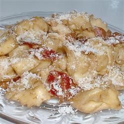 Balsamic Tortellini Erimess