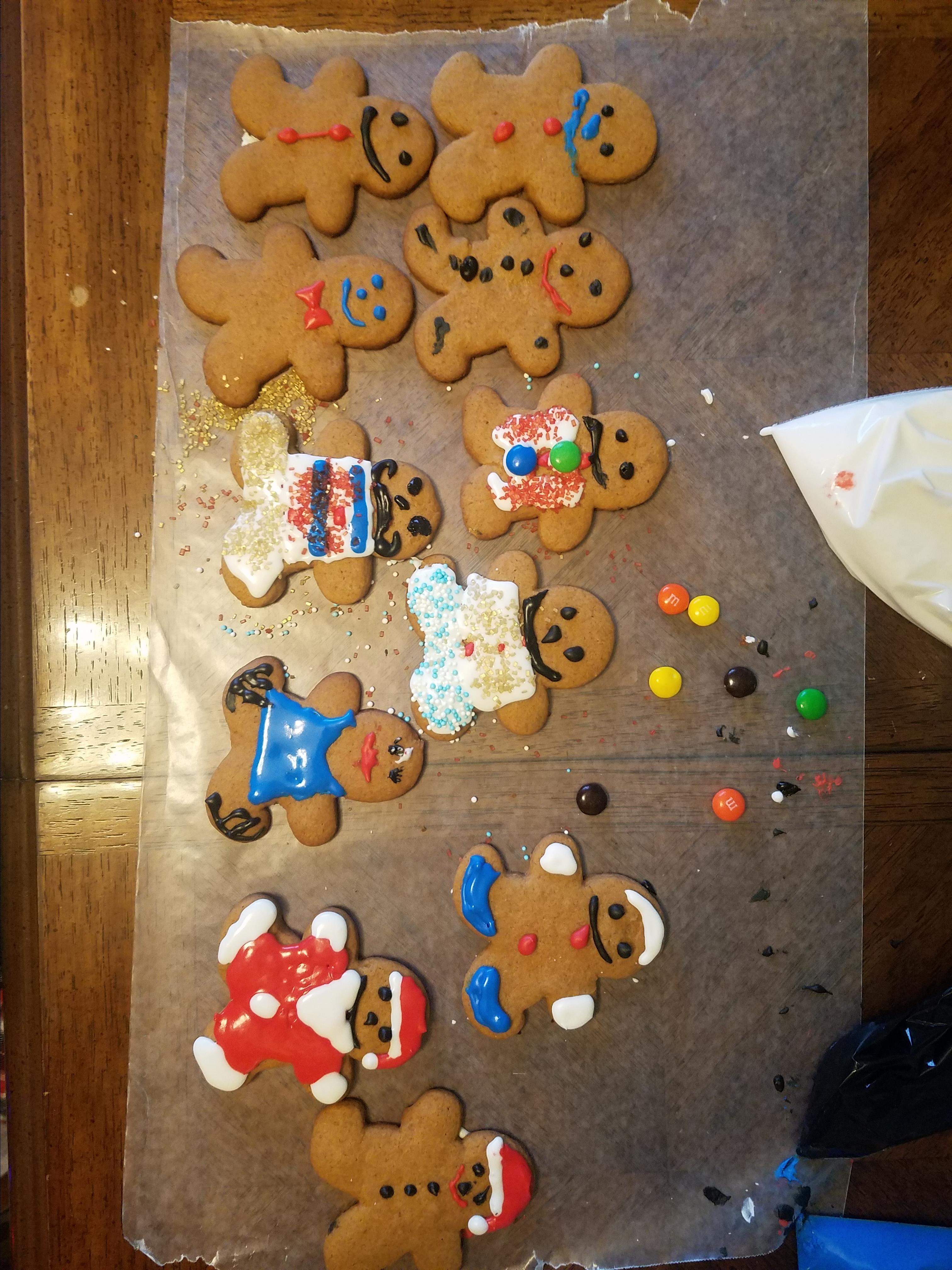 Gingerbread Men britty87