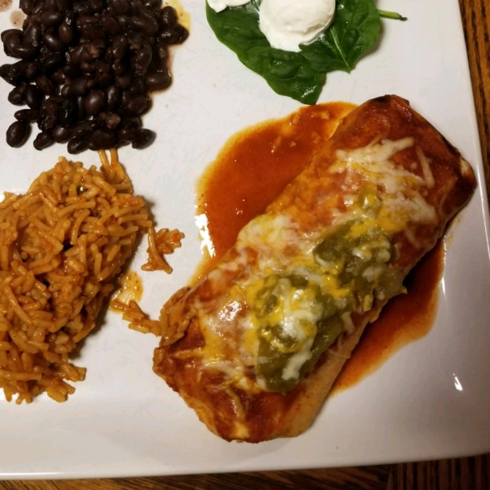 Easy Creamy Chicken Enchiladas Randi Romberg