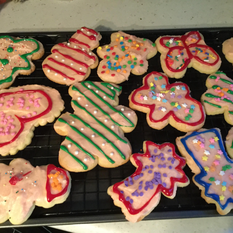 Soft Christmas Cookies