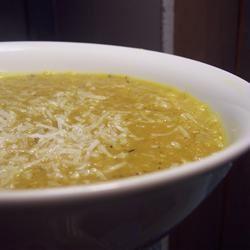 Coconut Lentil Soup Sarah-May
