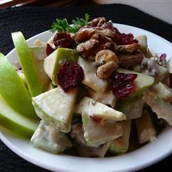 Apple Walnut Salad Shana