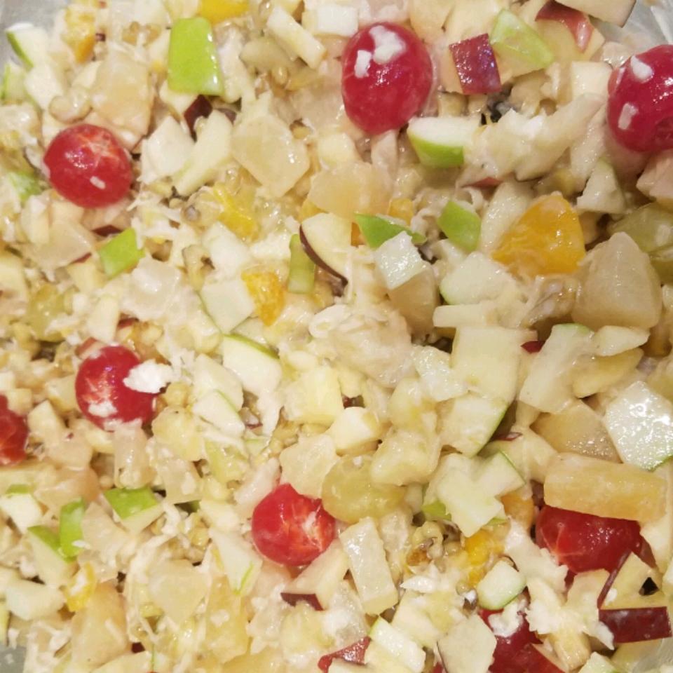 Mami Elva's Fruit Salad Diana Corona