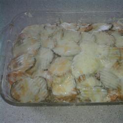 Scalloped Potatoes and Onions