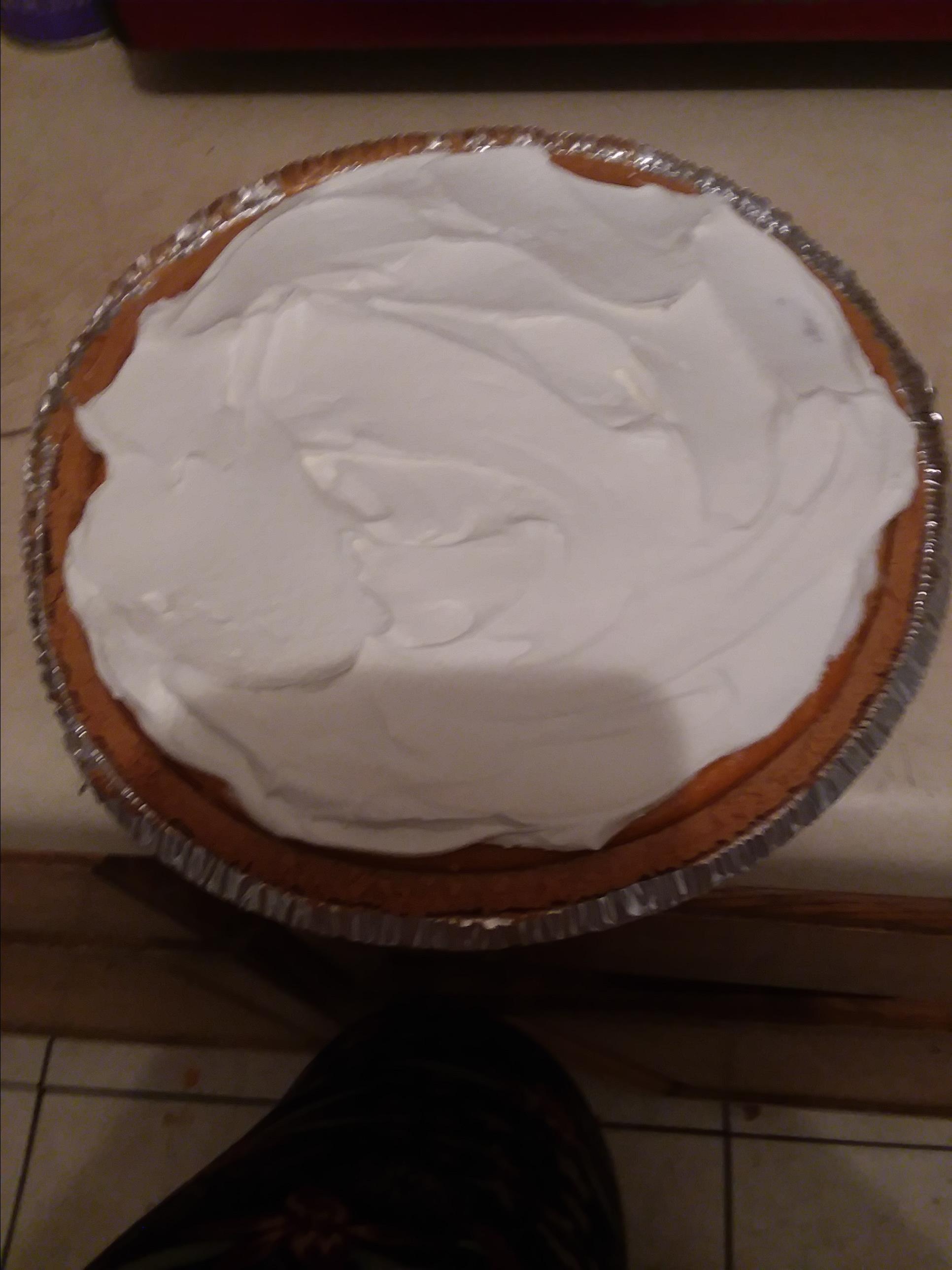 Double Layer Pumpkin Cheesecake Amanda Estrella