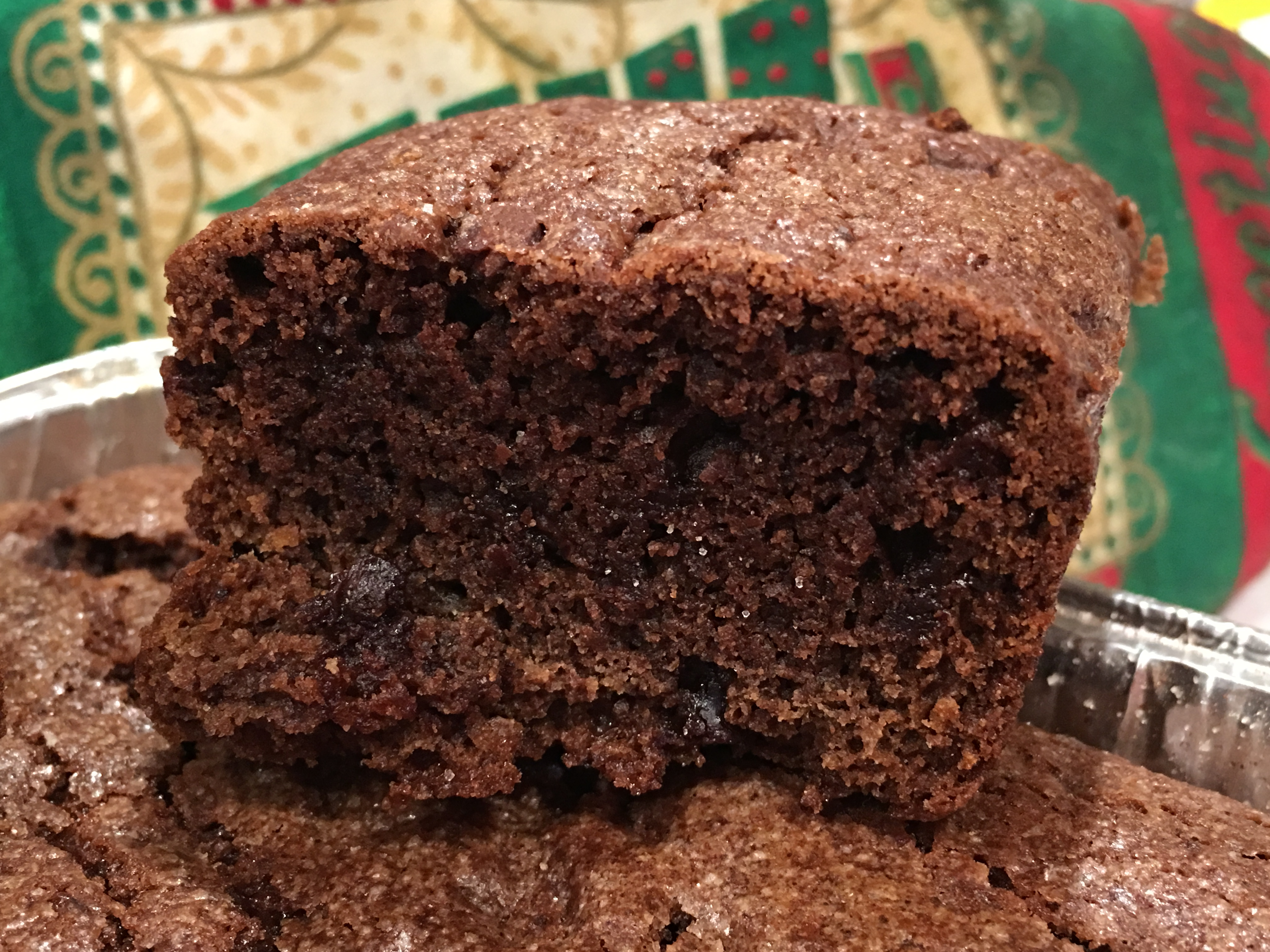 Amish Friendship Chocolate Bread