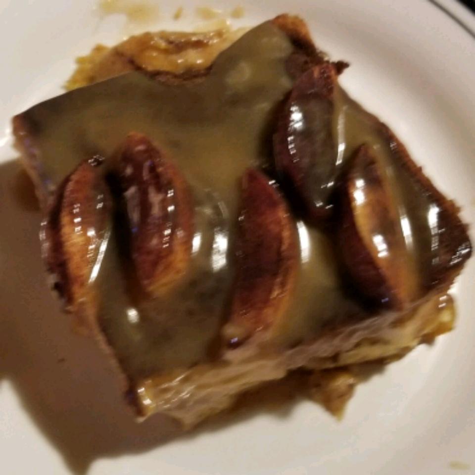 Baked Caramel-Apple French Toast