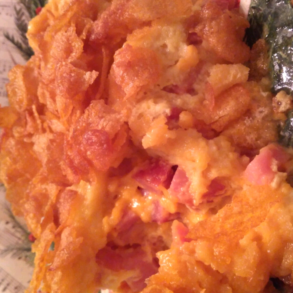 Overnight Corn Flake Bake Christopher Don