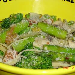 Pasta with Asparagus MOLLE888