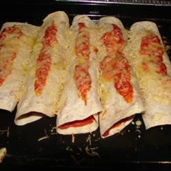 Easy Mashed Potato and Roasted Vegetable Enchiladas Poppet50c