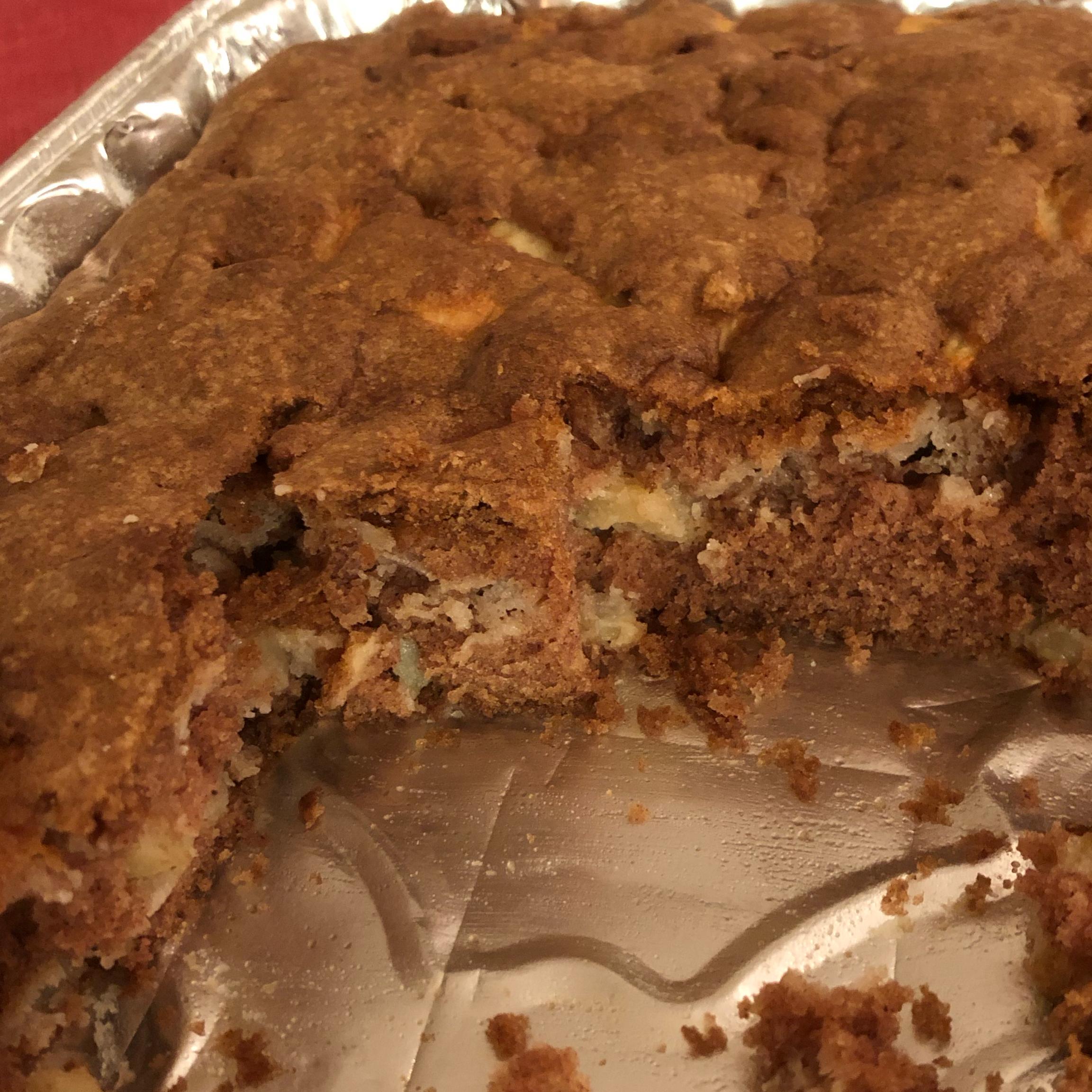 Gluten-Free European Apple Cake erica