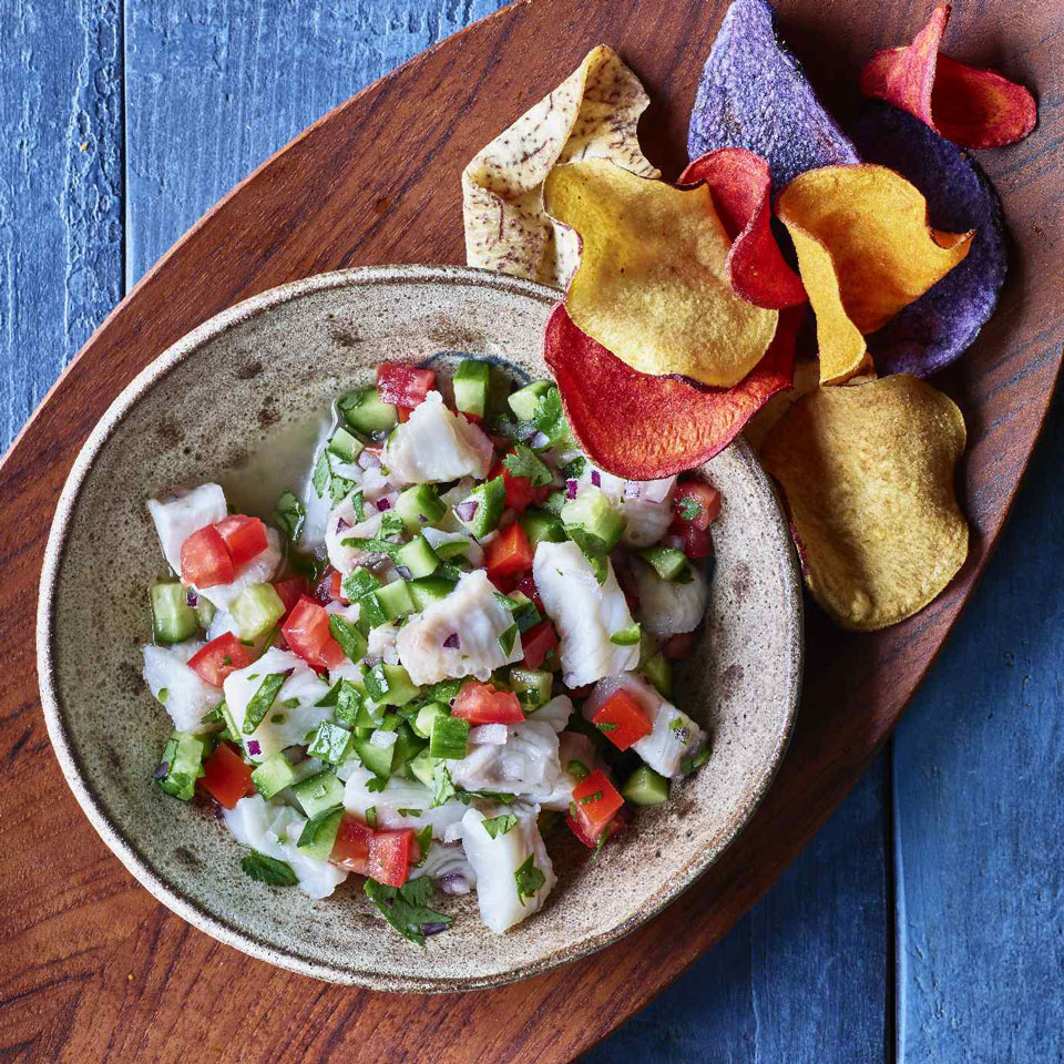 Classic Ceviche EatingWell Test Kitchen